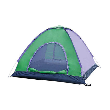 HYT015 Pop-up Camping Tent Two Colors with UV Coating