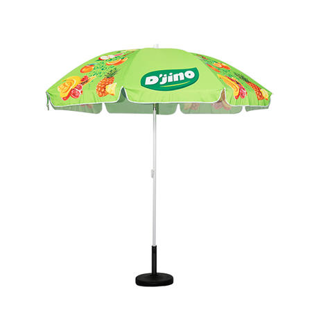 Unique Promotion  Green Advertising Umbrella HYP1837