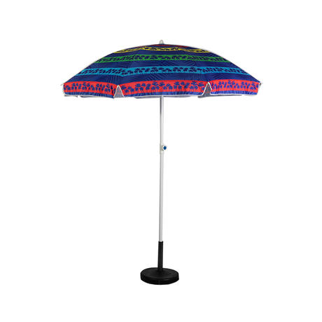 HYB1836 Printing Beach Umbrella